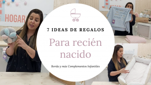 ideas regalos recien nacidos